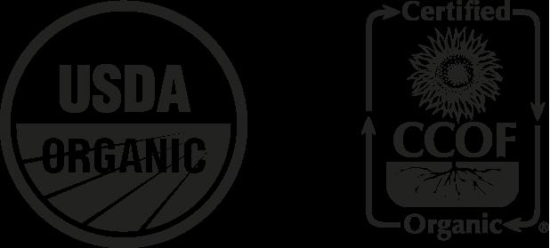 ION organic seals